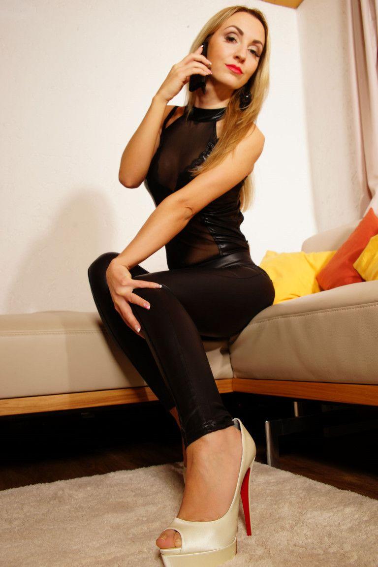 Lady Anja | Telefon Erziehung
